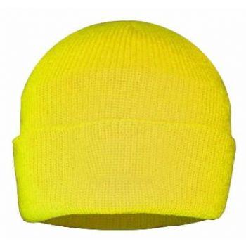 Müts Pesso KPTG Thinsulate kollane