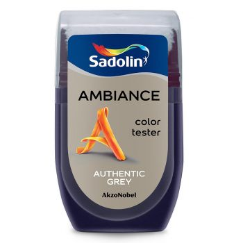 Ambiance tester Sadolin 30ml authentic grey
