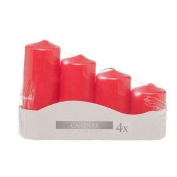 Küünal Polar punane 4tk/pk