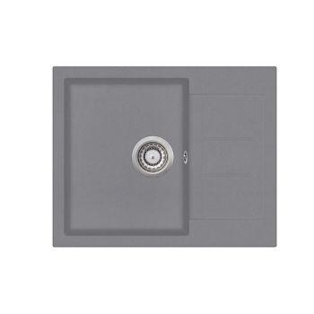 Graniitvalamu Aquasanita SQT102-202W 620x500mm hall 4102202072024