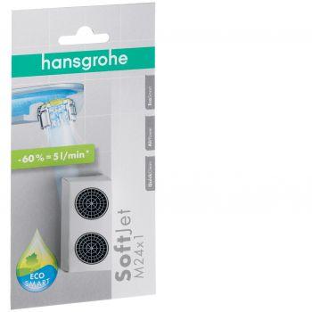 Aeraatorid Hansgrohe SoftJet 2tk 4011097668482