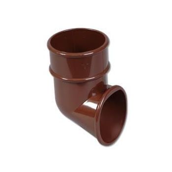 Vihmaveetoru suue ümar 68mm pruun