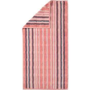 Froteerätik Cawö Noblesse Lines 30x50cm roosa