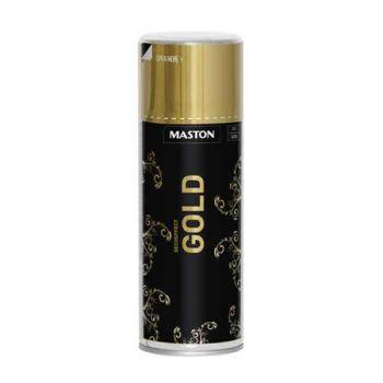 Dekoratiivvärv Maston kuld 400ml 6412498304319