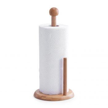 Köögipaberi hoidja Zeller bambus 4003368252728