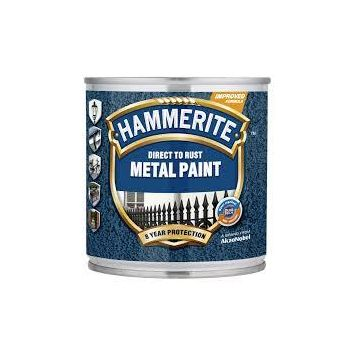Metallivärv Hammerite Hammered, vasardatud pind, 250ml, pruun