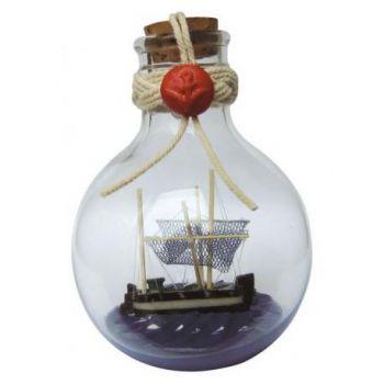 Dekoratiivne laev pudelis Cutter 11cm