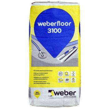 Põrandapahtel Weber.floor 3100 20kg