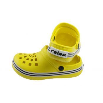 Relax sandaal EVA kollane suurus 40 4742777007856