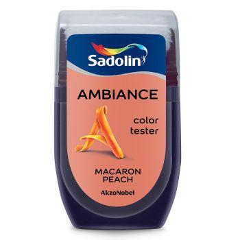 Ambiance tester Sadolin 30ml macaron peach