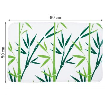 Vannitoavaip Green Bamboo 50x80cm 4742943014954