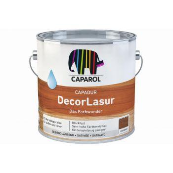 Puidulasuur Capadur DecorLasur Valge 0,75 L