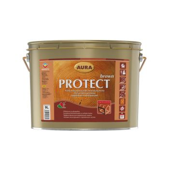 Protect Brown 9L