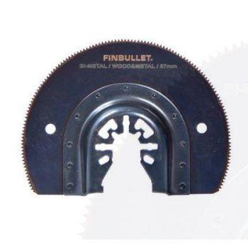 Multisaetera HSS M2 BIM ø87mm, puidule/metallile