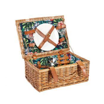 Piknikukohver 2-le Apollo