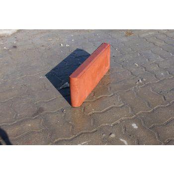 Murutee äärekivi 500x60x180mm punane Ikodor