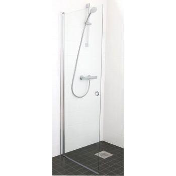 Pöördehingega dušisein 650mm kirgas klaas
