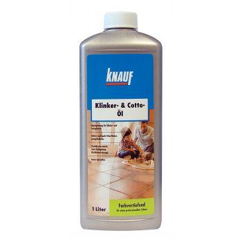 Keraamilisteplaatide õli Knauf 1L 4006379074099