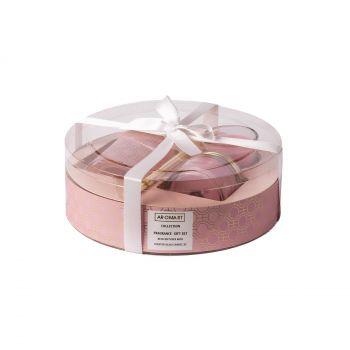 Kinkekomplekt Franco aroomiõliga roosa