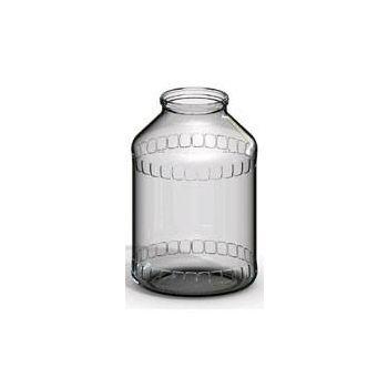 Klaaspurk 1,7L Q100mm 4743099055907