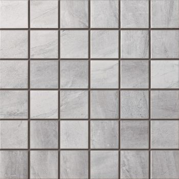 Mosaiik Travertine grey matt