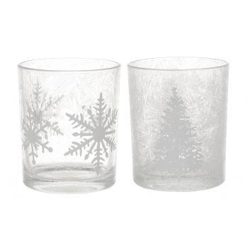 Küünlatops klaasist Jäine erinevad