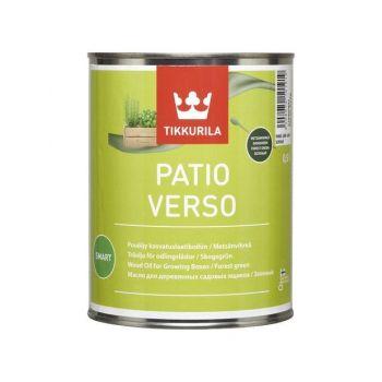 Puiduõli Tikkurila Patio Verso roheline 0,9L