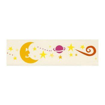 Šabloon nr.4 Kuu ja tähed
