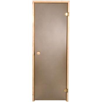 Uks sauna 686x1890cm mänd pronks