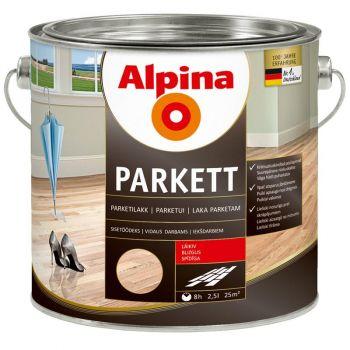 Alpina Parkett glaenzend 5L