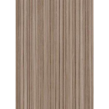 Zebrano Brown seinaplaat 25X40