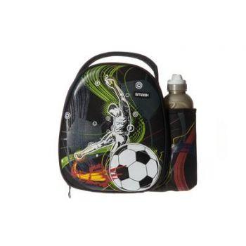 Külmakott joogipudeliga Jalgpallipoiss 6410413025325