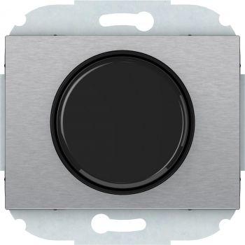 Dimmer LED 1-100W süvistatav Metall 4779101916270