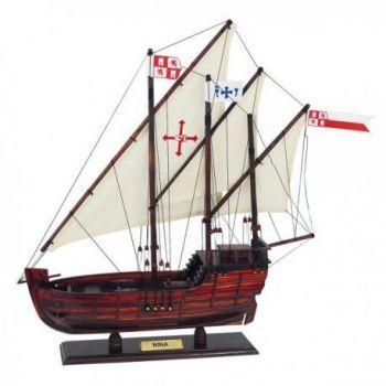 Laevamudel Nina 40x43cm