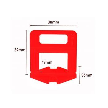 Plaatimisankur 2mm 3-15mm 100tk 4743217007580