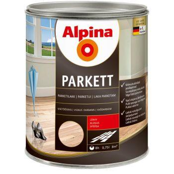 Alpina Parkett glaenzend 0,75L