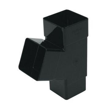 Vihmaveetoru harutoru kandiline 65mm must
