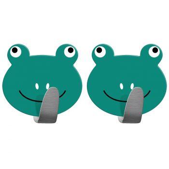 Konksud Tatkraft Frogs isekleepuvad (2tk) 4742943020085
