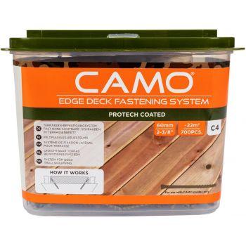 Terrassikruvi 60x4,2 Camo Protech C4 350tk