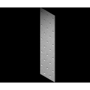 Naelutusplaat 160x40x2,0mm ZN 4741280717108