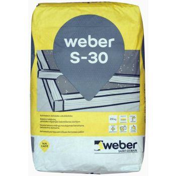 Tavabetoon Weber S-30 25kg
