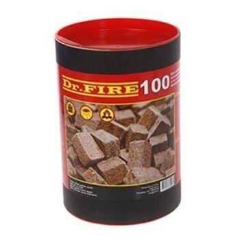 Süütekuubikud Dr.Fire 100tk