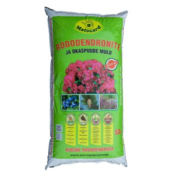 Muld Matogard 50L rododendronitele 4742014000381