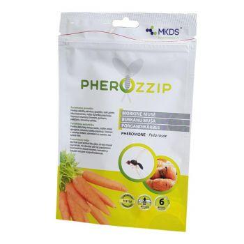Liimpüünis Pherozzip feromoon Porgandikärbes 4771315390853