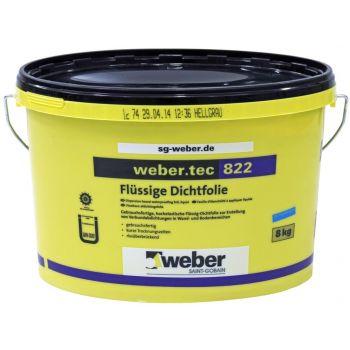 Weber.tec 822 hall 8kg