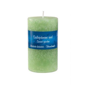 Lõhnaküünal Salapärane aed 5.5x7.5cm 4743288010328