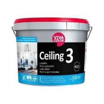 Laevärv Vivacolor Ceiling 3 9L