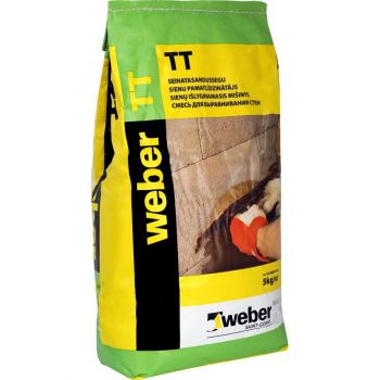 Tasandussegu Weber TT hall 5kg