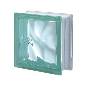 Klaasplokk Pegasus 19/O roheline