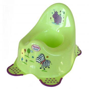 Pissipott Hippo roheline 3110148648020